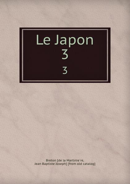 Le Japon. 3