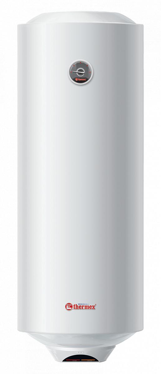 Водонагреватель накопительный Thermex ESS 70 V Silverheat, белыйESS 70 V SilverheatМодель классической круглой формы компактно вписывается в помещение, а легендарный нагревательный элемент SilverHeat делает ее эталонной.Безопасность: экологичное покрытие Биостеклофафор защищает внутренний бак от коррозии и обеспечивает его устойчивость к перепадам температуры.Забота о здоровье: уникальное покрытие SilverHeat защищает от образования накипи и создает антибактериальный эффект внутри водонагревателя.Экономичность: теплоизоляция бака из высокоплотного пенополиуретана позволяет надолго сохранять воду горячей и поддерживать температуру без дополнительных трат электричества.Удобство эксплуатации: простое механическое управление PRESS & TURN (нажал и повернул) помогает легко использовать водонагреватель, меняя температуру нагрева одним движением, а конструкция устройства позволяет провести монтаж в короткие сроки.Функциональность: световая индикация информирует о режиме нагрева и включении водонагревателя.