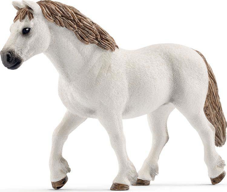 Фигурка Schleich Кобыла Уэльского пони, 13872 schleich конюх и исландский пони