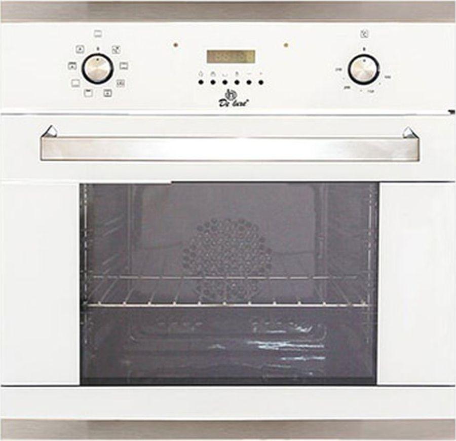 Духовой шкаф De luxe 6009.01 эшв-040, белый