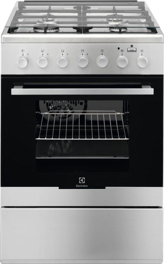 Плита Electrolux EKK 961900X, серый металлик плита electrolux ekk 961900x серый металлик