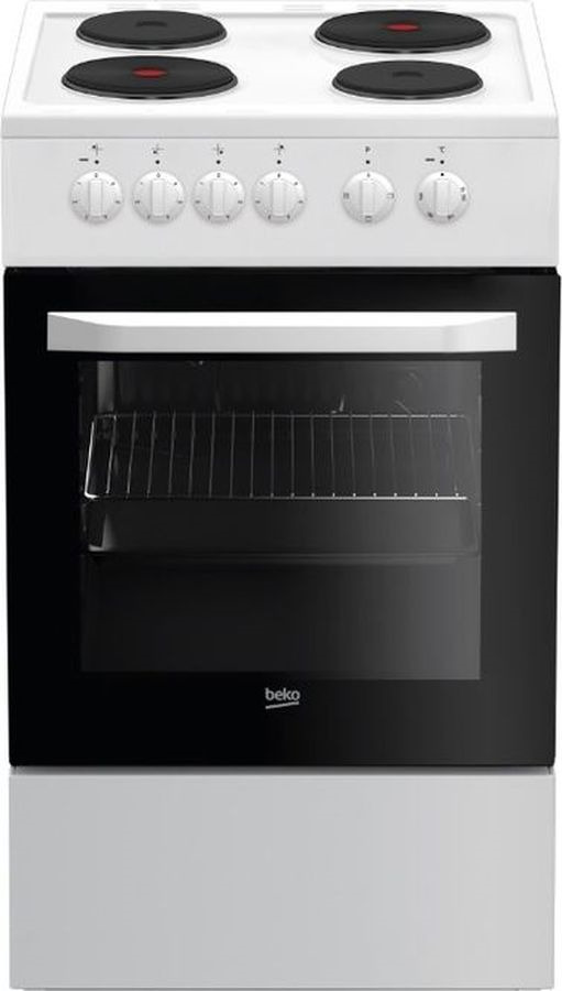 Плита Beko FSS 56000 W, белый