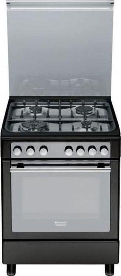 Плита Hotpoint-Ariston CX65S72 (A) IT/ HA H, черный