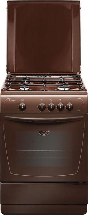 Плита Gefest 1200-00 С7 К89, коричневый