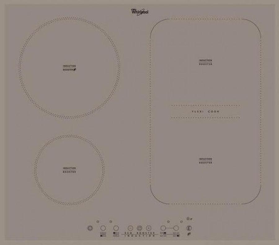 Варочная поверхность Whirlpool ACM 808/BA/S, белый