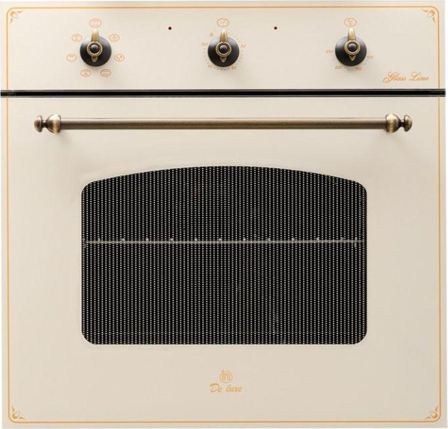 Духовой шкаф De luxe 6006.03 эшв-037, белый