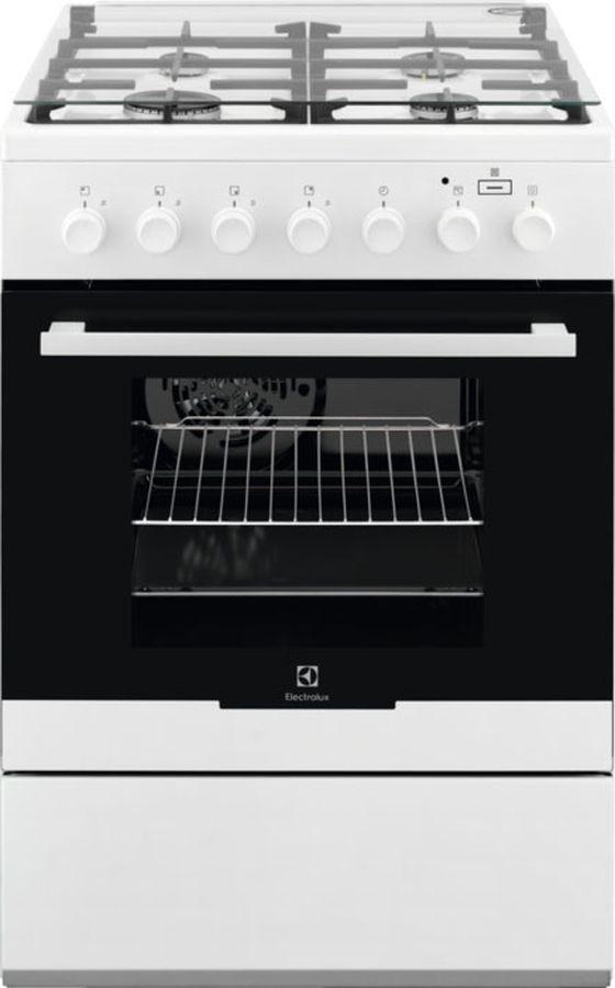 Плита Electrolux EKK 961900W, белый плита electrolux ekk 961900x серый металлик