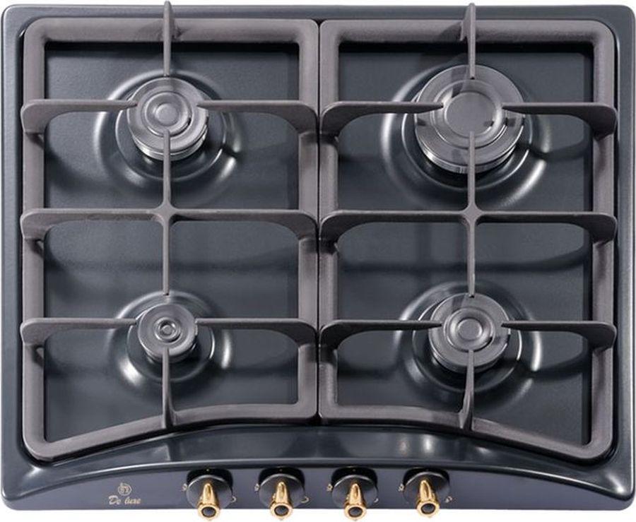 Варочная поверхность De luxe 5840.00 гмв-056 ЧР, черный