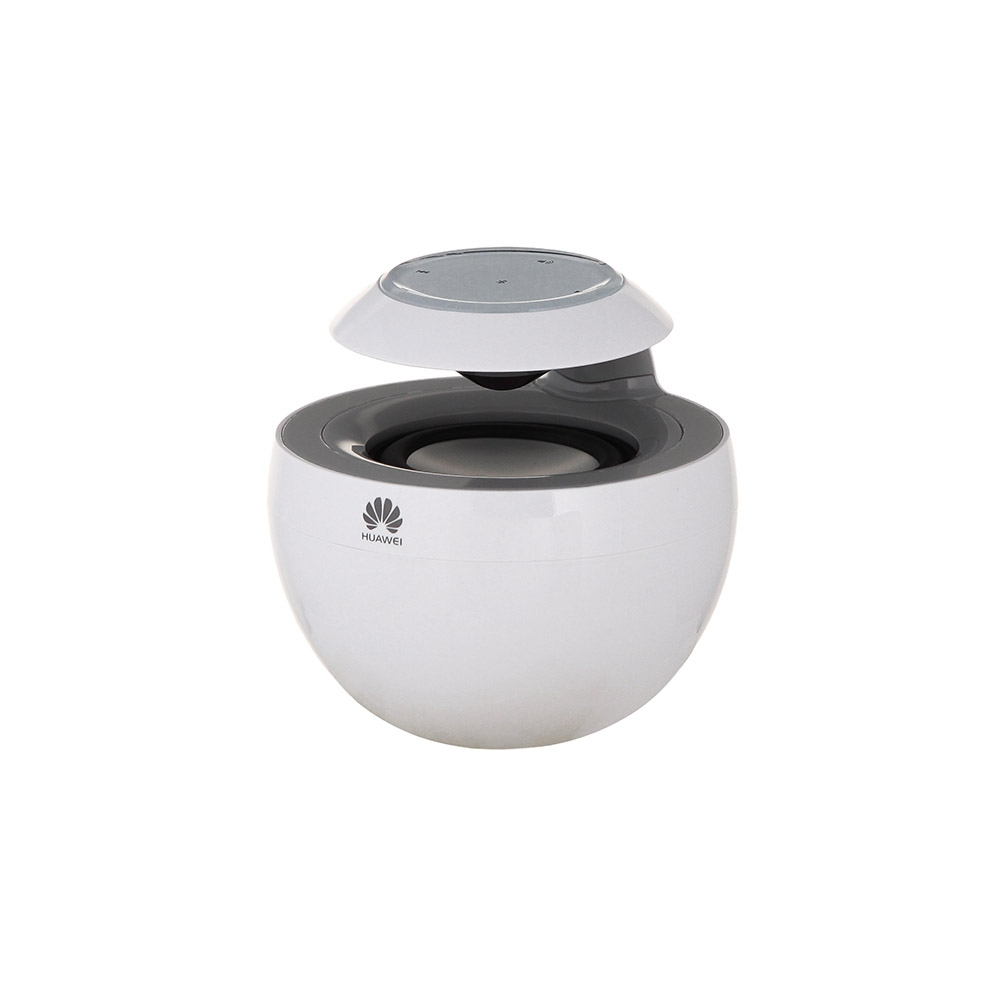 Беспроводная колонка Huawei Портативная Bluetooth колонка White (AM08), белый портативная колонка monster superstar hotshot black gold 129289 00