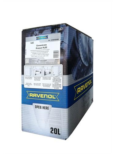 Антифриз RAVENOL 1410122-020-01-888