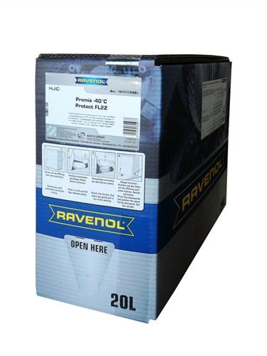 Антифриз RAVENOL 1410123-020-01-888