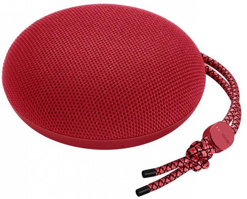 лучшая цена Беспроводная колонка Huawei Портативная Bluetooth колонка Red (CM51), красный