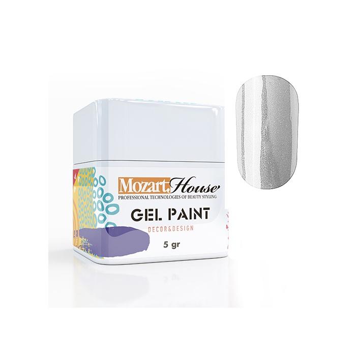 Гель-краска для ногтей Mozart House 07581 цены