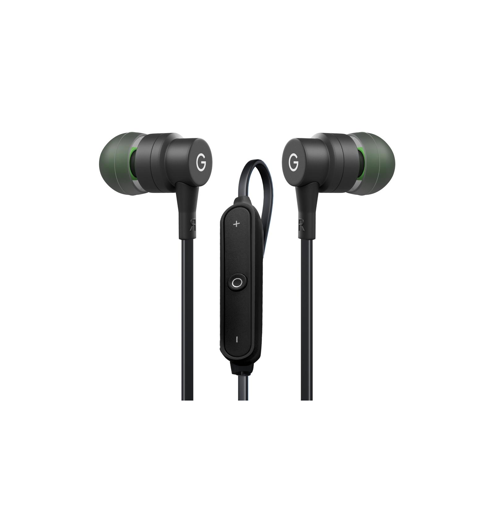 Bluetooth-гарнитура GAL BH-1002, черный блютуз стерео гарнитура для нокиа