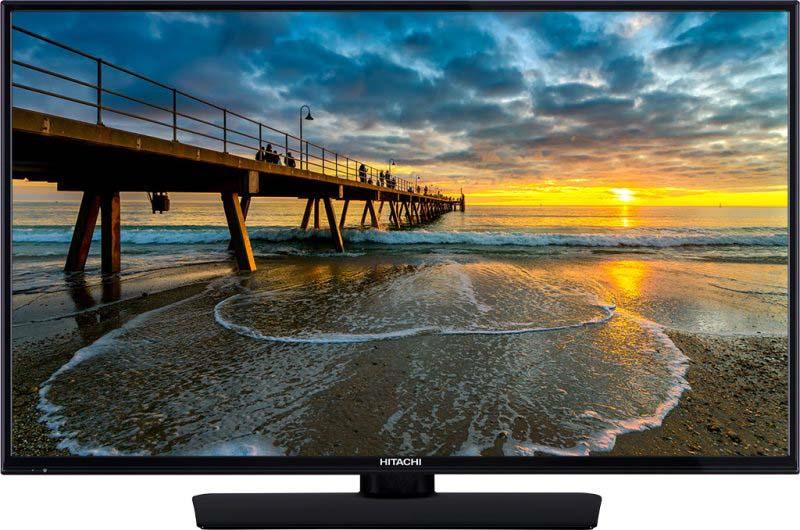 Телевизор Hitachi 32HB4T01, черный цена и фото