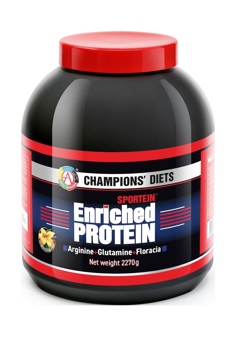 Протеин Академия-Т Sportein Enriched Protein, ваниль, 2,27 кг