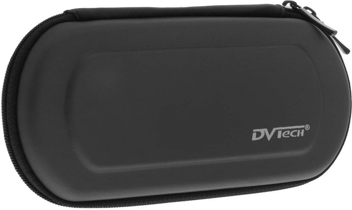 Фото - Сумка DvTech для PSP DVTech AC488, черный кабель dvtech cb402 plus usb psp зарядка обмен данными черный 1 2 м