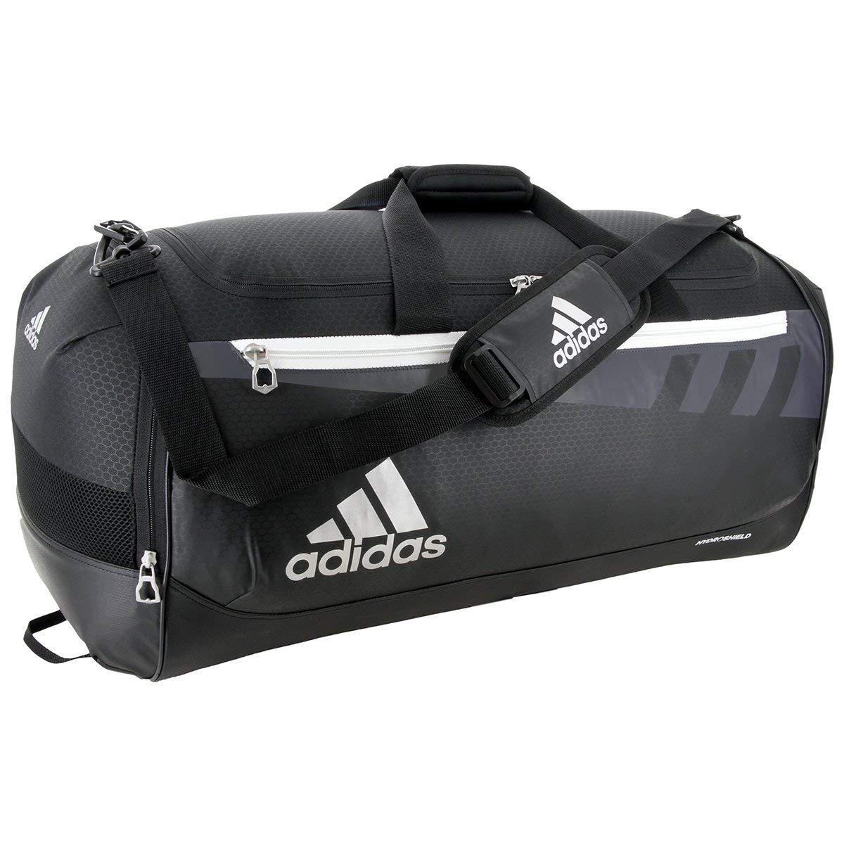 Сумка спортивная Adidas Спортивная сумка адидас БОЛЬШАЯ для спорта XXL, черный