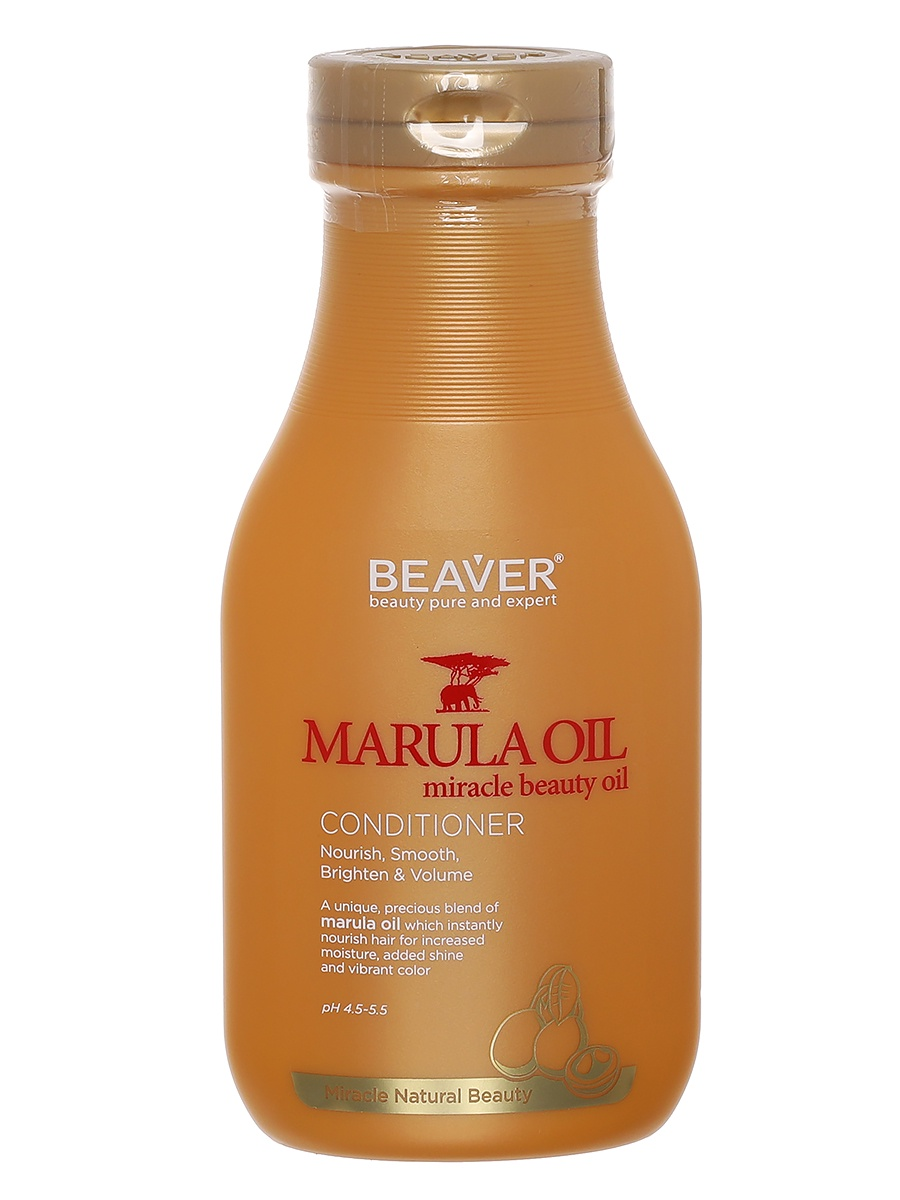 Кондиционер для волос Beaver Marula Oil Conditioner