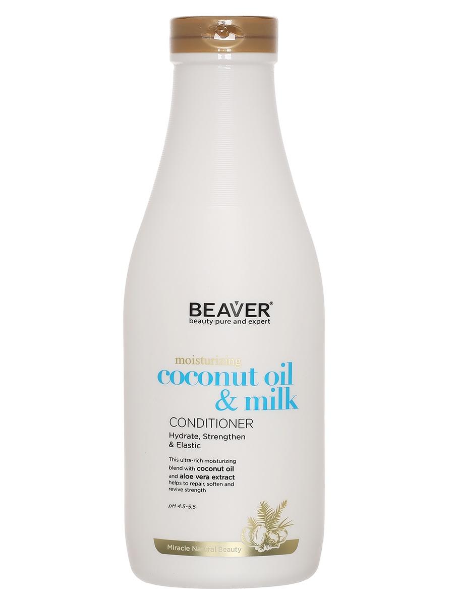Кондиционер для волос Beaver Coconut Oil Conditioner