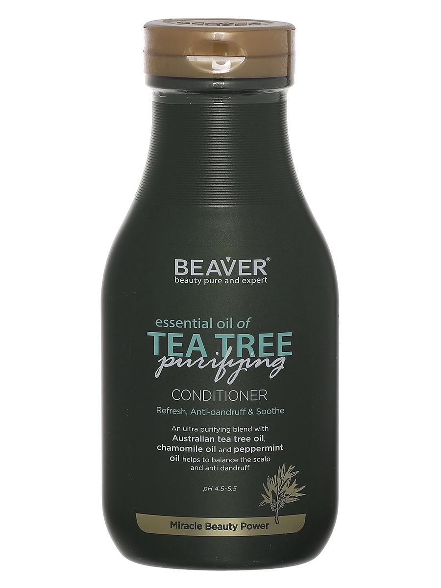 Кондиционер для волос Beaver Tea Tree Oil Conditioner