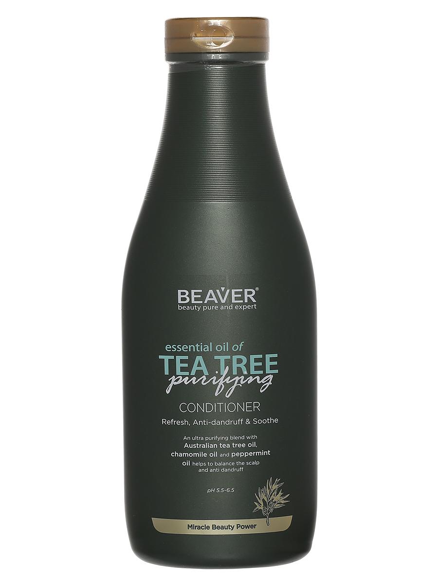 Кондиционер для волос Beaver Tea Tree Oil Conditioner kevin beaver hacking for dummies