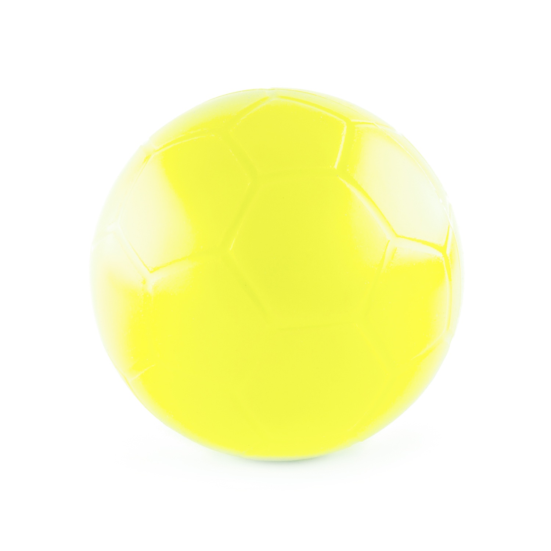 Мяч Пластмастер 40083, желтый мяч пластмастер 70138 цвет в ассортименте