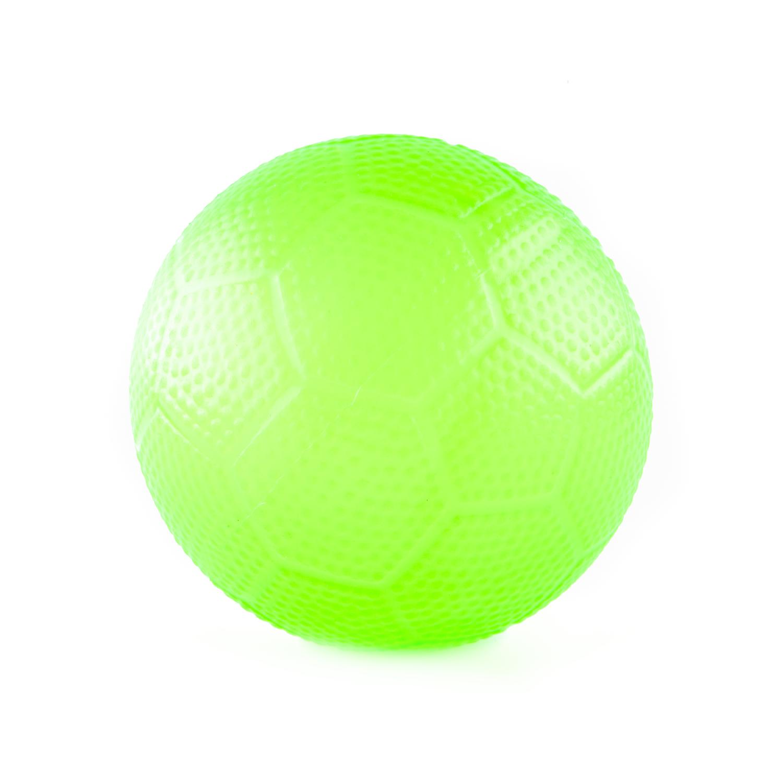 Мяч Пластмастер 70138_зеленый, зеленый елочная фигура сосулька 91 см цвет зеленый