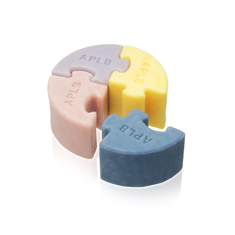 Мыло косметическое  MAGIC PUZZLE NATURAL SOAP, 27 APLB