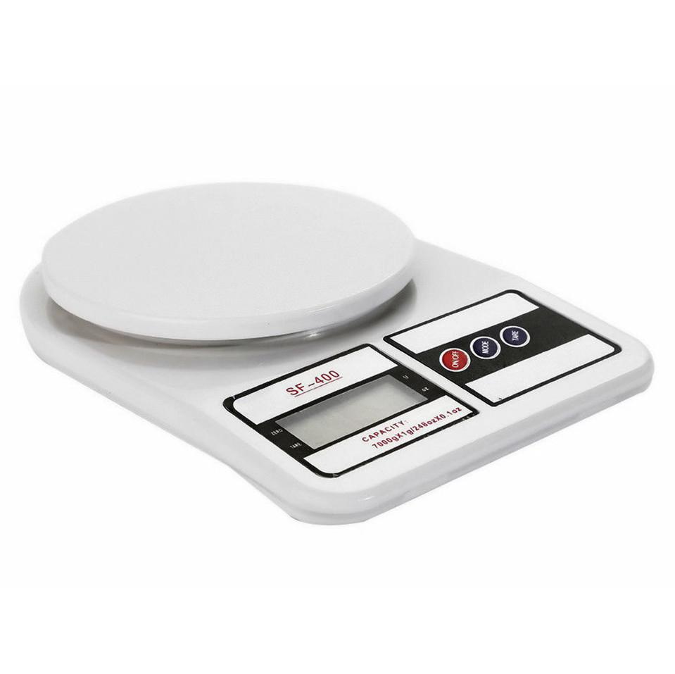 Кухонные весы 38847, белый