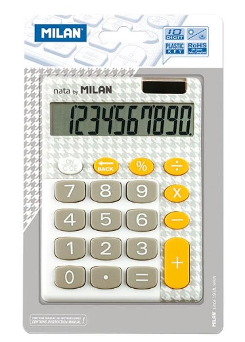 Настольный калькулятор Milan 150610EGBL недорго, оригинальная цена