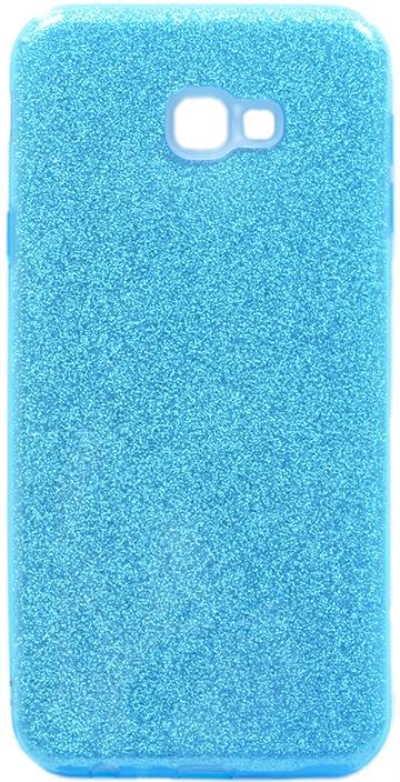 Чехол для сотового телефона GOSSO CASES для Samsung Galaxy J4 Core Brilliant Shine голубой, голубой