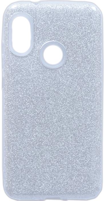 Чехол для сотового телефона GOSSO CASES для Xiaomi Mi A2 Lite Brilliant Shine серебристый, серебристый