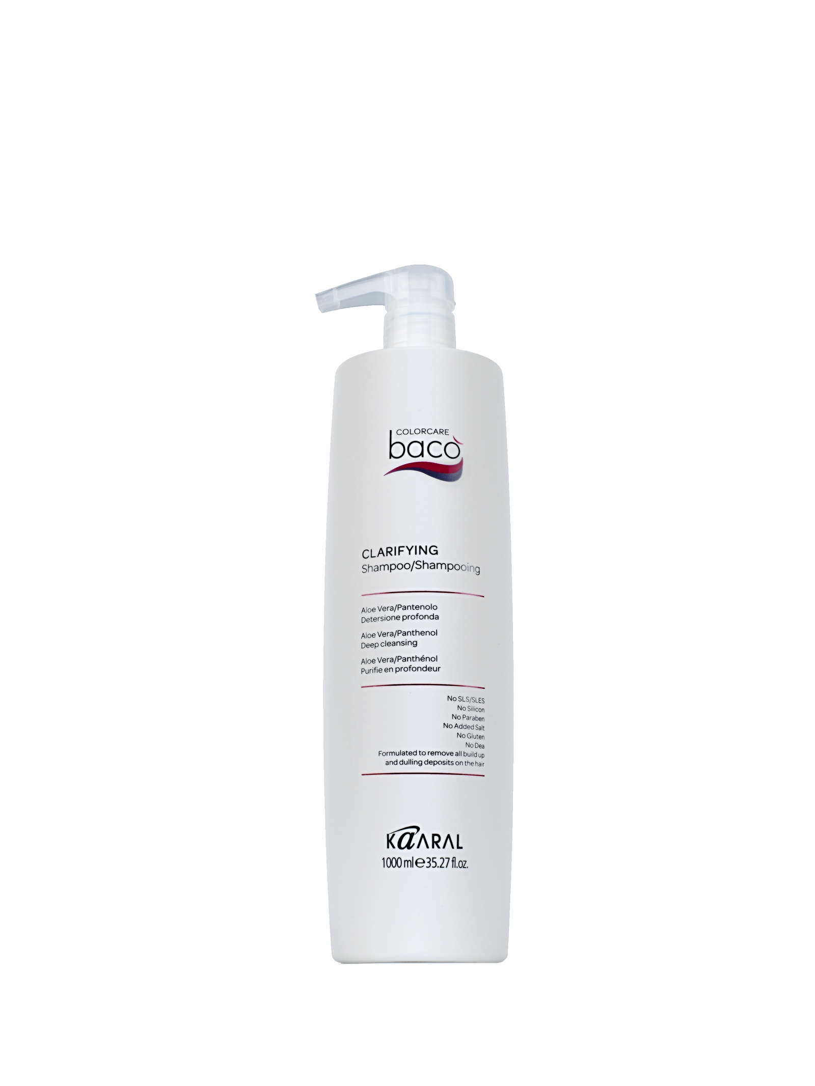Шампунь для волос KAARAL Clarifying Shampoo