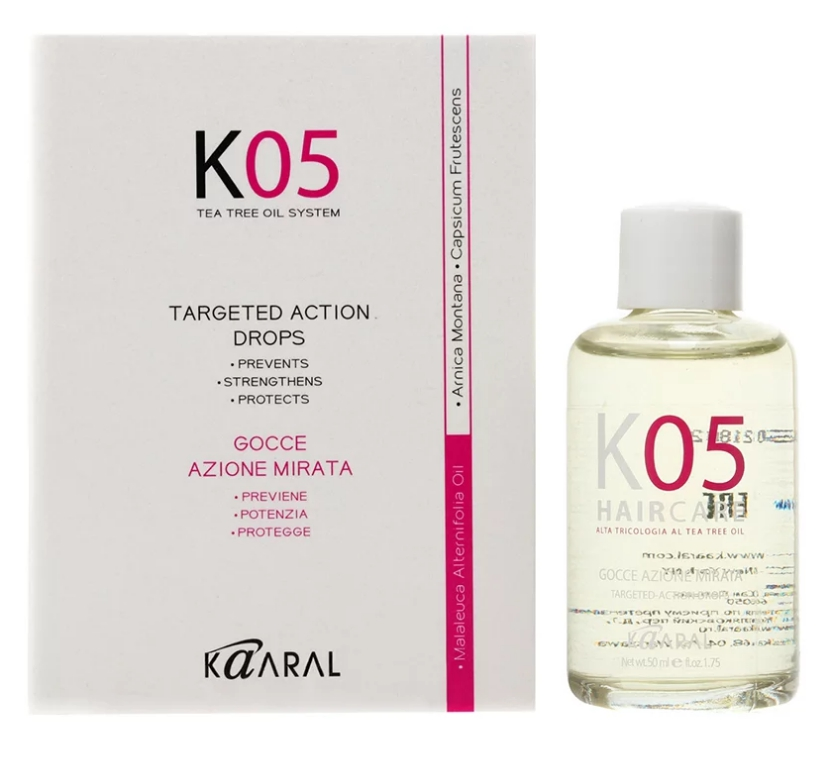 Лосьон для волос Kaaral Targeted Action Drops недорого