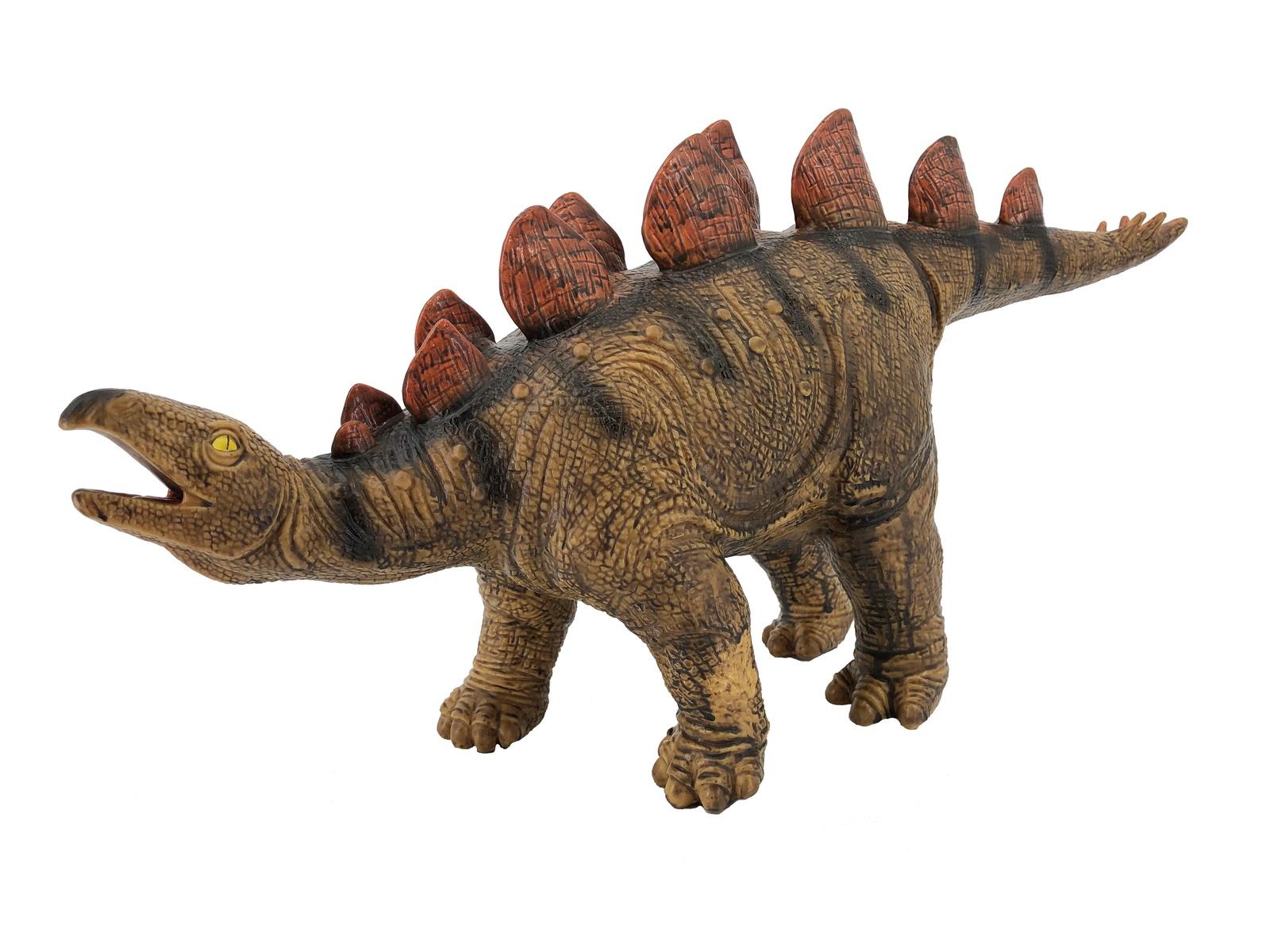 Фигурка АБВГДЕЙКА Динозавр Стегозавр