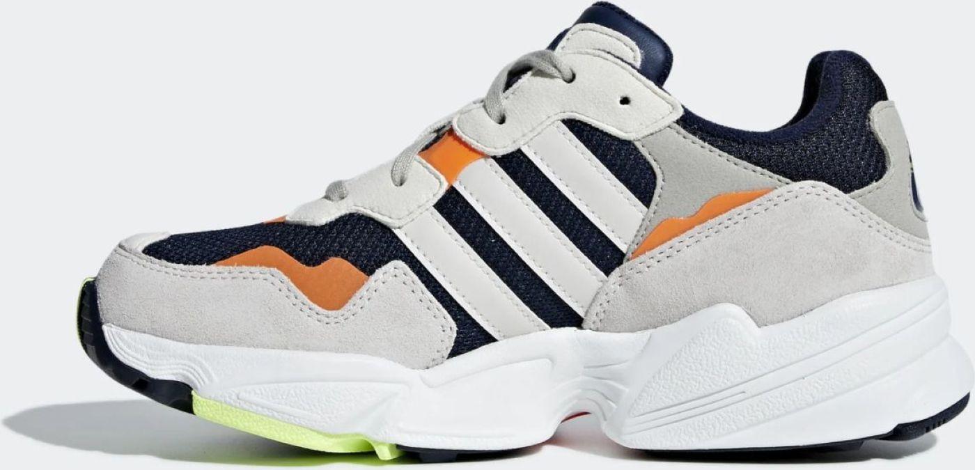 Кроссовки adidas Yung-96 J цена в Москве и Питере