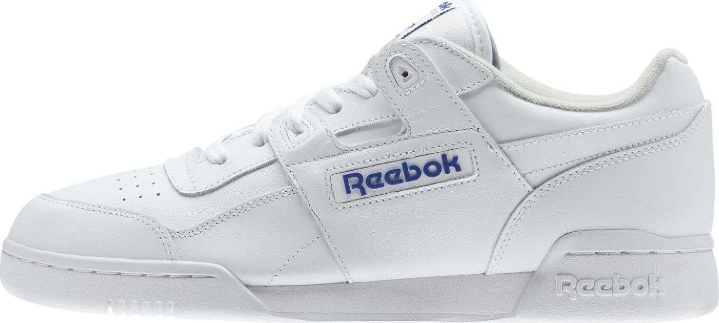 Кеды Reebok Workout Plus reebok x garbstore workout low plus off white cleat grey