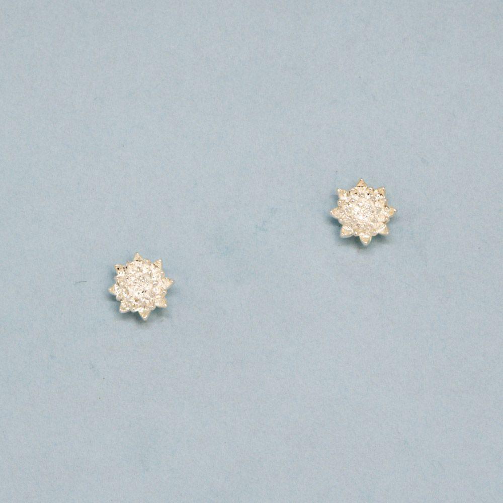 Серьги бижутерные OTOKODESIGN 52779, Бижутерный сплавПуссеты (гвоздики)Маленькие серьги-гвоздики серебряный цветочек. Очаровательное лаконичное украшение из дополнит любой образ и подчеркнет нежность и женственность любой представительницы прекрасного пола!