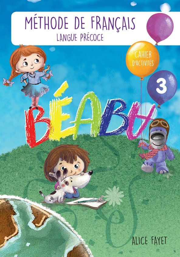 Alice Fayet Beaba 3.Рабочая тетрадь для детей игры для приставки руль с педалями скачать бесплатно