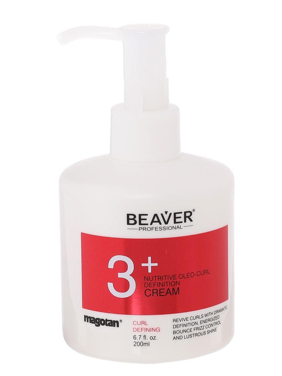 Крем для волос Beaver 204ST04-200 Питающий для вьющихся волос каре для вьющихся волос