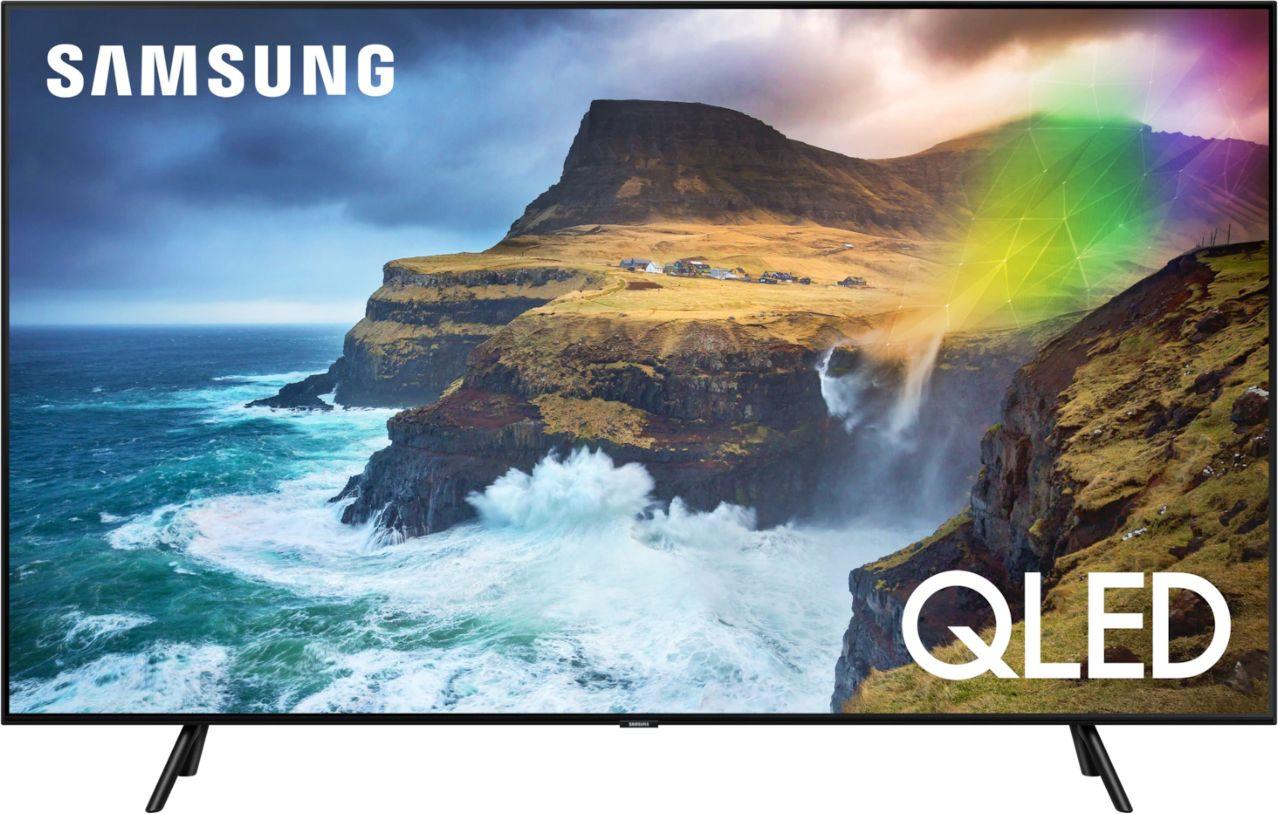 лучшая цена Телевизор Samsung QE55Q70RAUX 55