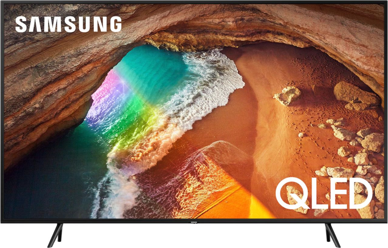 лучшая цена Телевизор Samsung QE65Q60RAUX 65