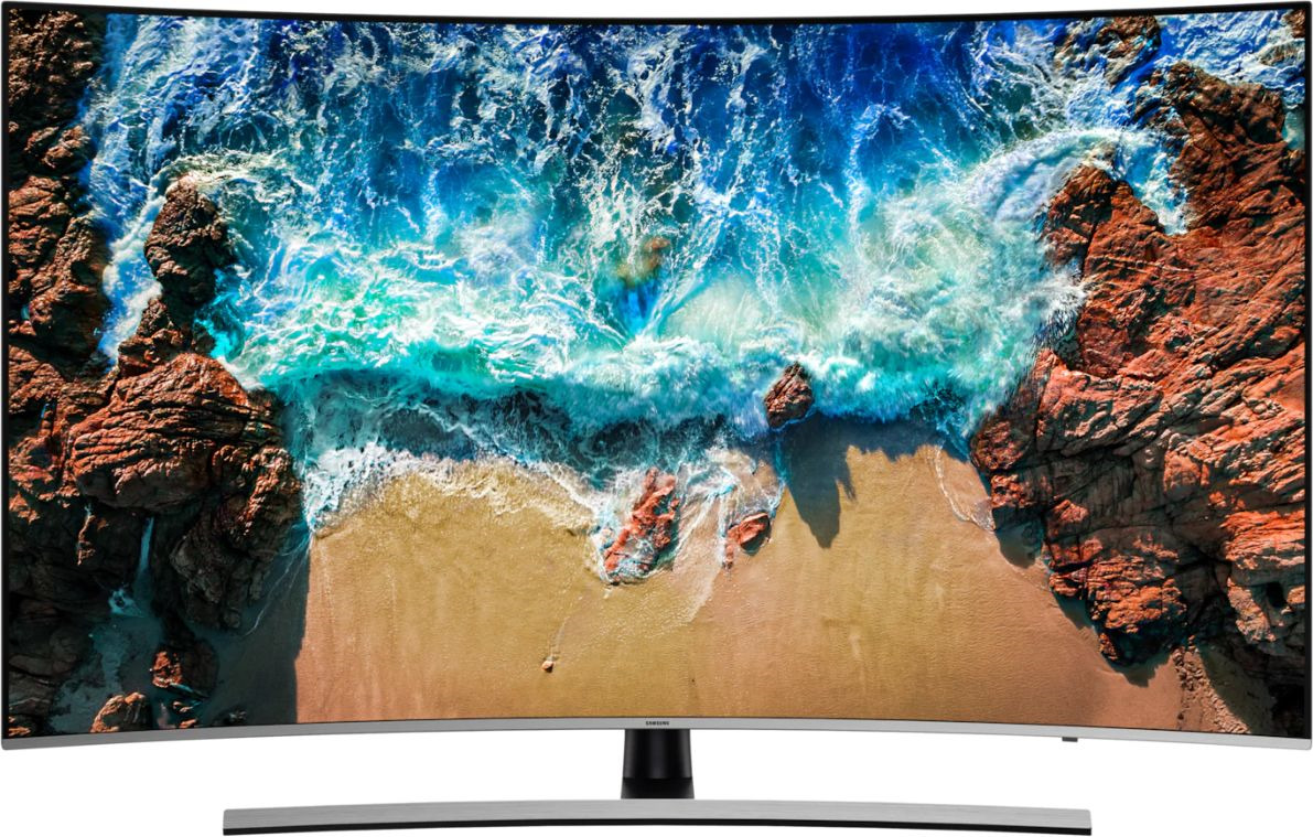 Телевизор Samsung UE65NU8500UX 65, серебристый