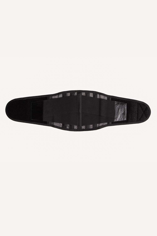 Пояс для тяжелой атлетики Designed for Fitness Пояс Black, черный фоста fosta f 4605 m корсет пояснично крестцового отдела позвоночника с доп лямками
