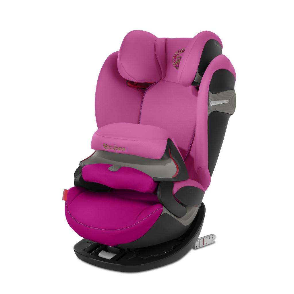 Cybex Pallas S-Fix (Fancy Pink)