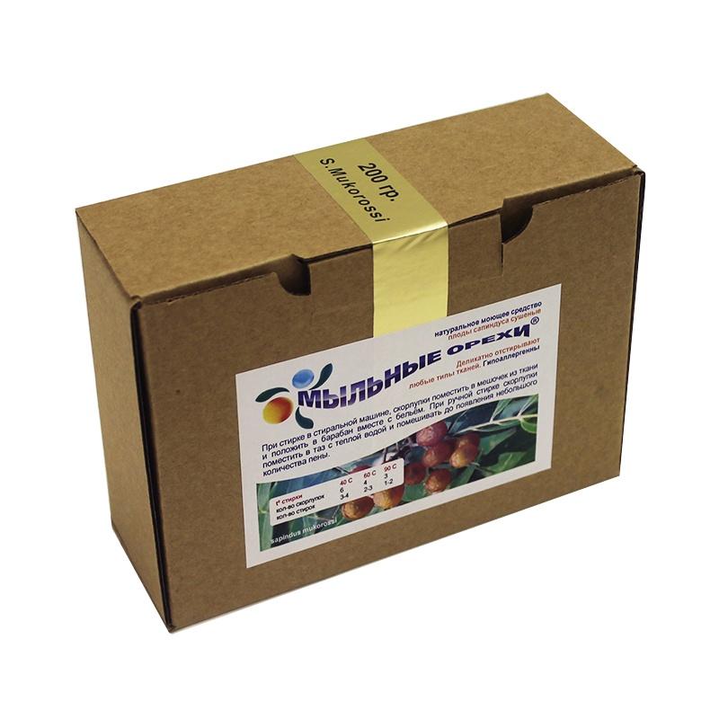 Мыло для стирки Мыльные Орехи натуральное средство для стирки любых тканей