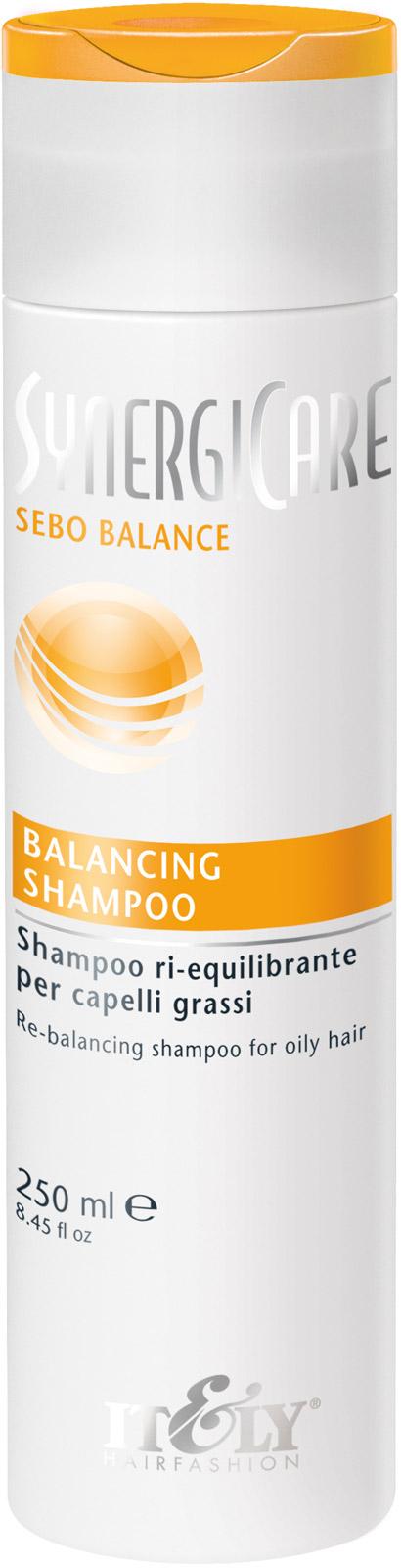 Шампунь для волос Itely Hairfashion балансирующий для жирной кожи головы BALANCING SHAMPOO 250 ml