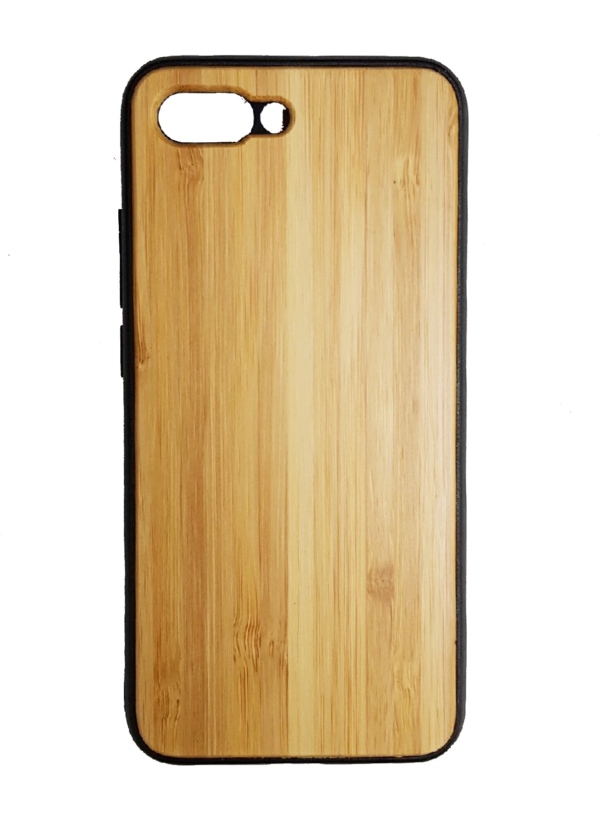 Чехол для сотового телефона Green Case Деревянный чехол для Honor 10, бежевый