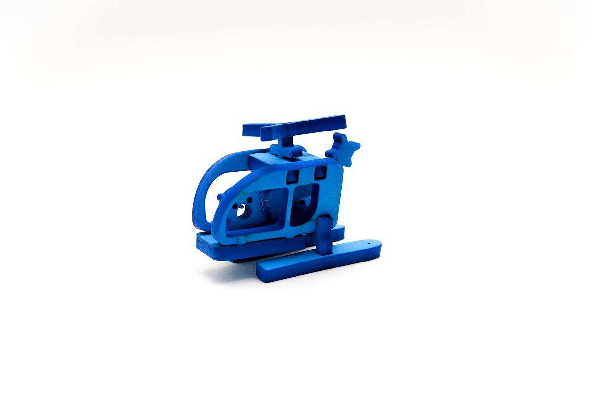 Развивающая игрушка К003 синий